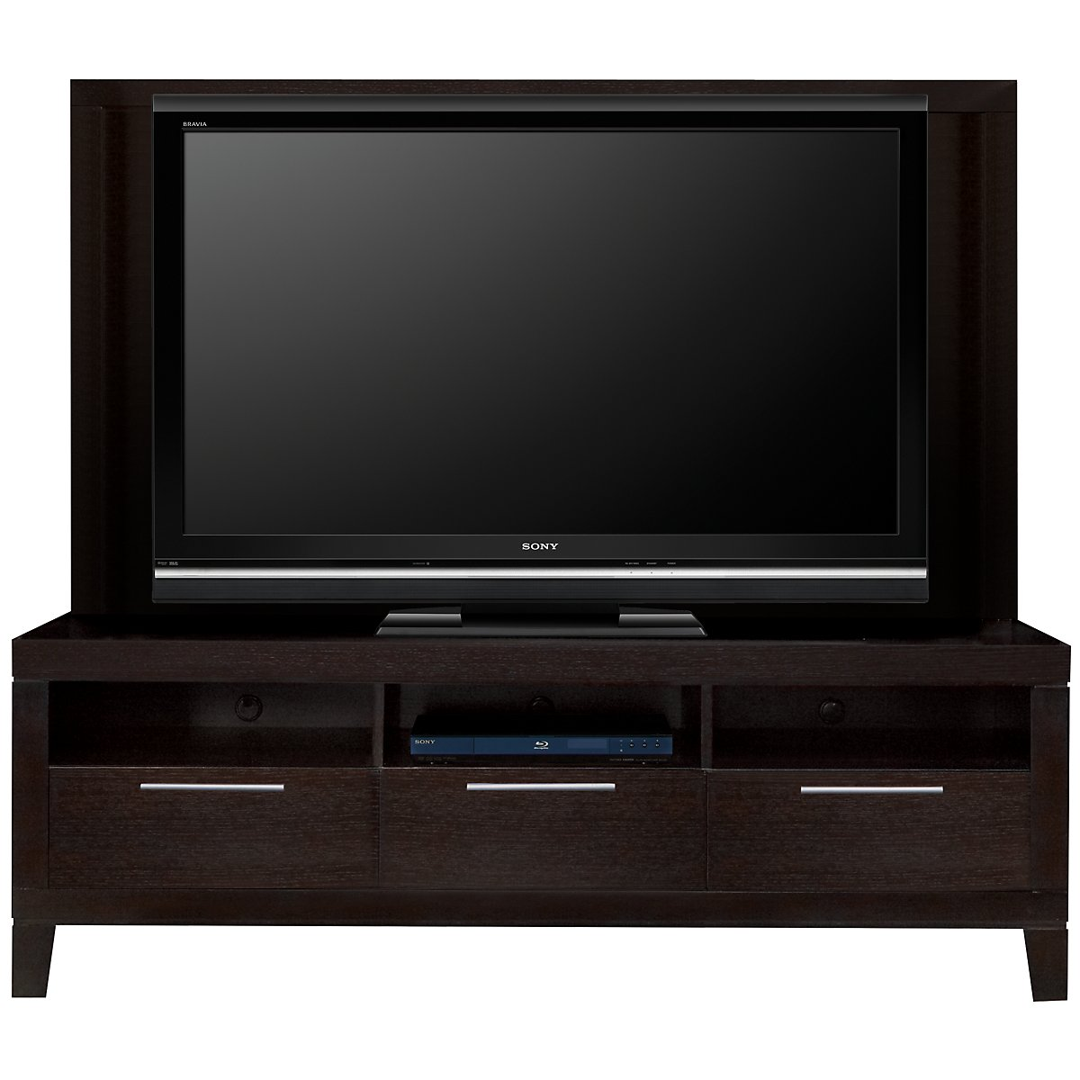 "Encore2 Dark Tone 68"" Entertainment Unit"