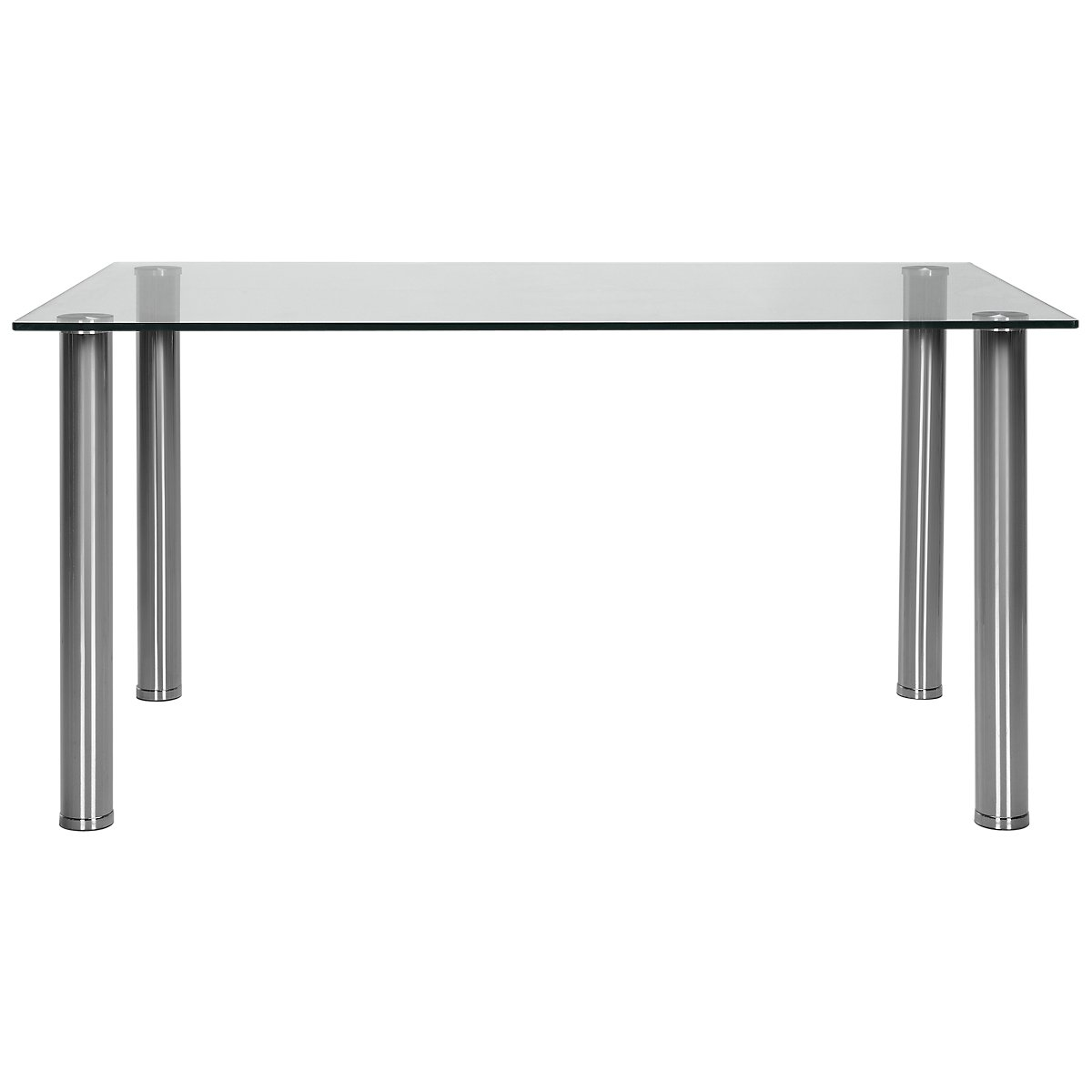 Napoli Glass Rectangular Table