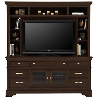 Canyon Dark Tone Entertainment Unit