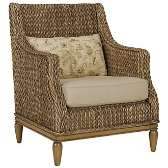 Aruba Multi Woven Accent Chair