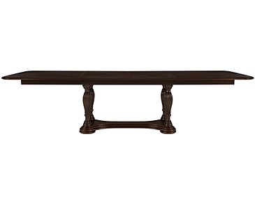 Belmont Dark Tone Rectangular Table