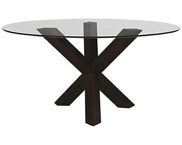 Tocara Dark Tone Round Table