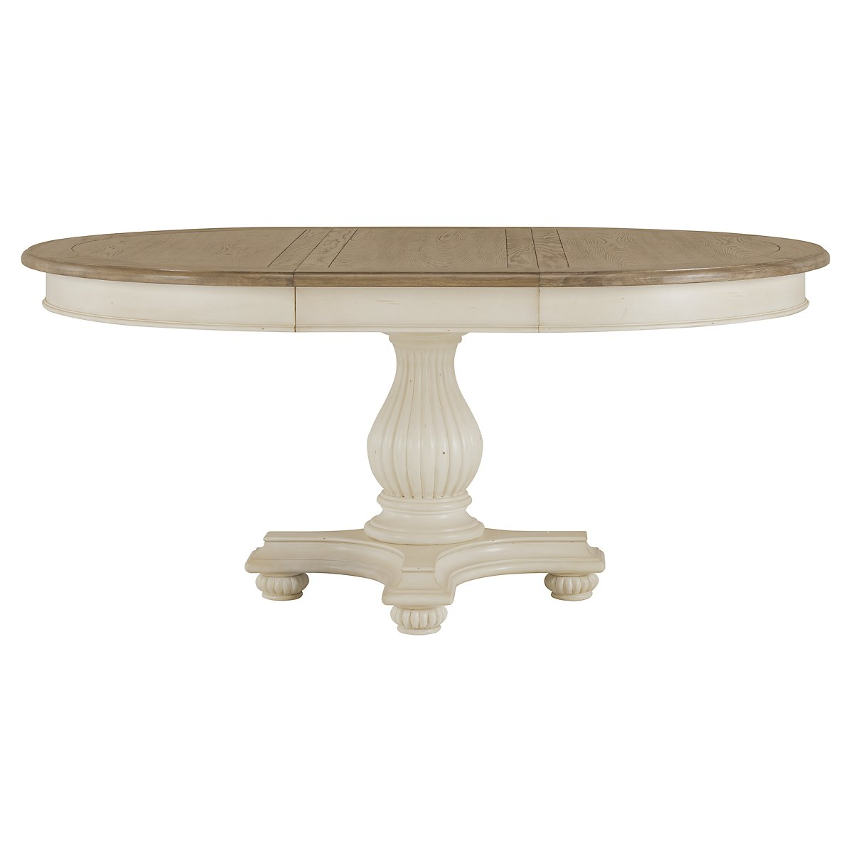 Coventry Two-Tone Round Table