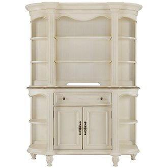 Coventry Two-Tone China Cabinet