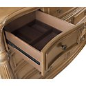 Tradewinds Light Tone Mansion Storage Bedroom