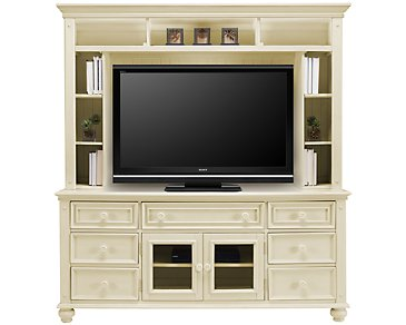 Claire White Entertainment Unit