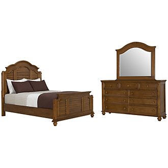 Product Image: Claire Mid Tone Mansion Bedroom
