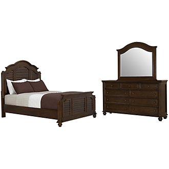 Product Image: Claire Dark Tone Mansion Bedroom
