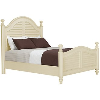 Product Image: Claire White Poster Bed