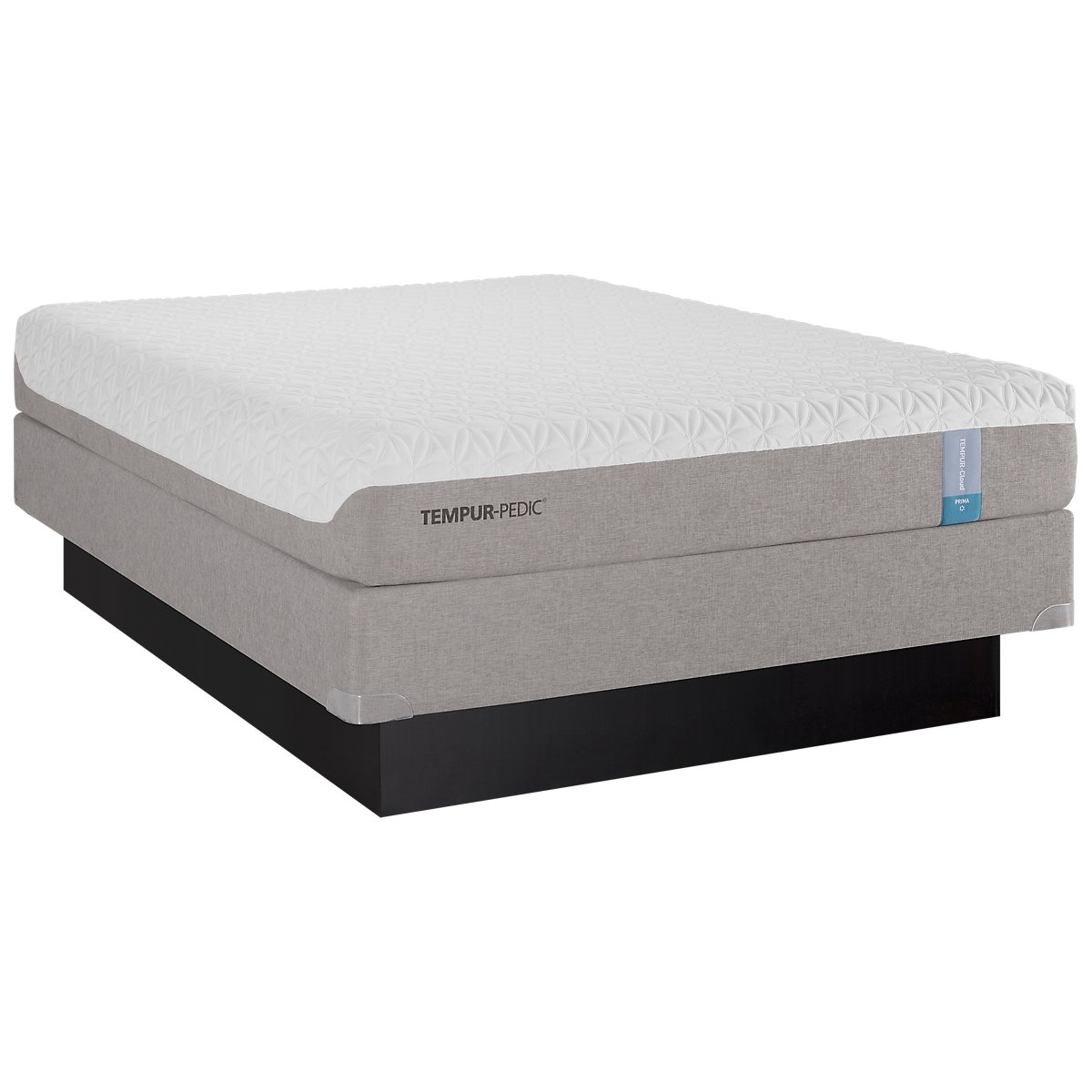 TEMPUR-Cloud® Prima Mattress Set