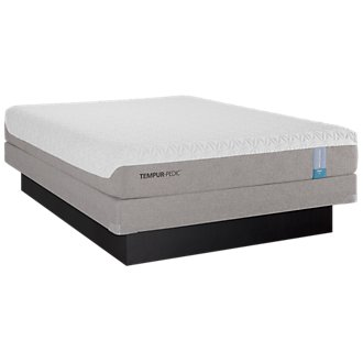 TEMPUR-Cloud® Prima Low-Profile Mattress Set