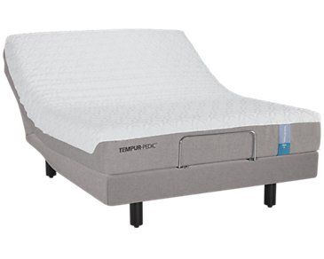 TEMPUR-Cloud® Prima TEMPUR-Ergo™ Premier Adjustable Mattress Set