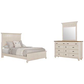 Product Image: Ocean Isle Two-Tone Panel Bedroom