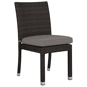 Zen Gray Side Chair