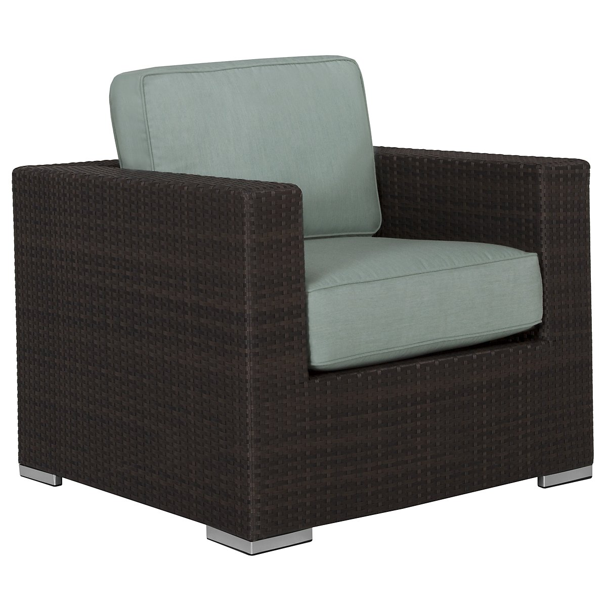 Fina Teal Chair
