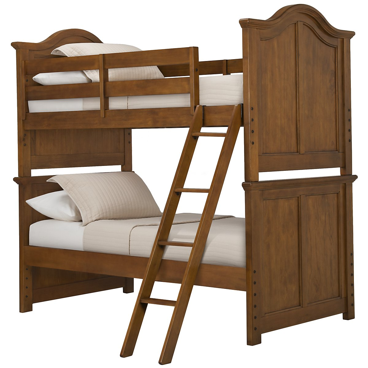 Claire Mid Tone Bunk Bed