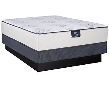 Serta Perfect Sleeper Belltower Firm Innerspring Mattress Set