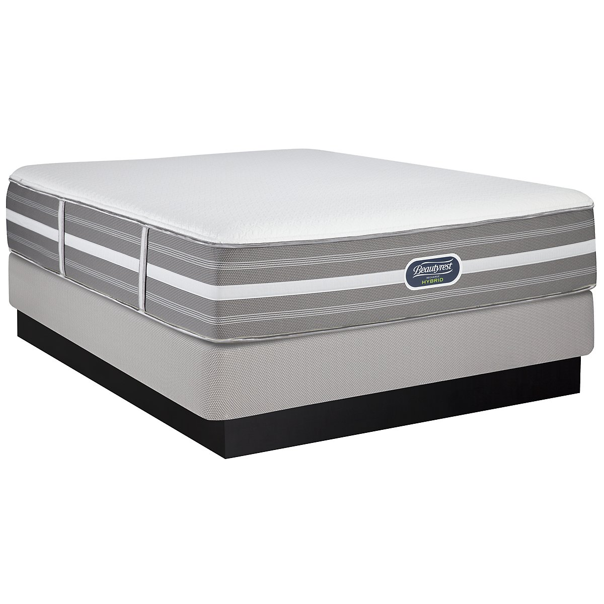 Beautyrest Raegan Ultimate Plush Hybrid Mattress Set