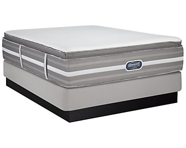 Beautyrest Ryleigh Ultimate Luxury Plush Hybrid Mattress Set