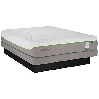 TEMPUR-Flex® Supreme Low-Profile Mattress Set
