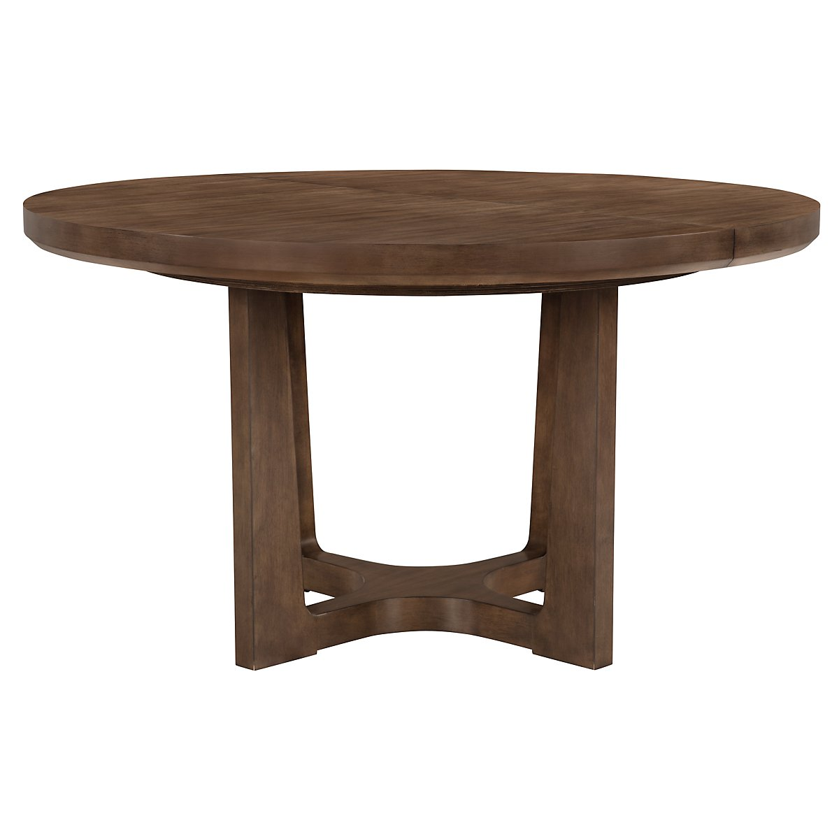 Preston Mid Tone Round High/Low Table