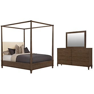 Product Image: Preston Mid Tone Canopy Bedroom