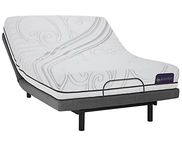 Serta iComfort Foresight Gel Deluxe Adjustable Mattress Set