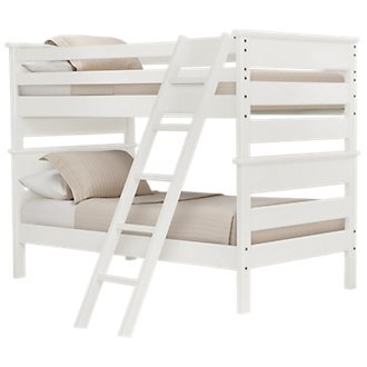 Laguna White Bunk Bed