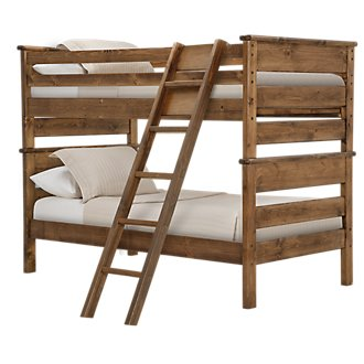 Laguna Dark Tone Bunk Bed