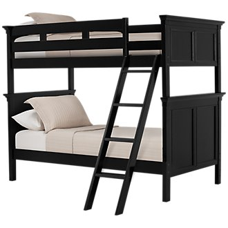 Tamara Black Bunk Bed