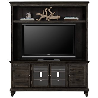 Sonoma Dark Tone Entertainment Unit