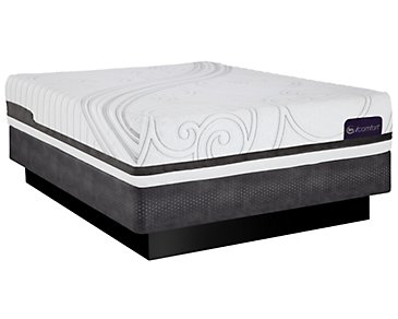 Serta iComfort Prodigy3 Gel Mattress Set