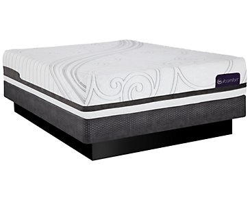 Serta iComfort Prodigy3 Gel Low-Profile Mattress Set