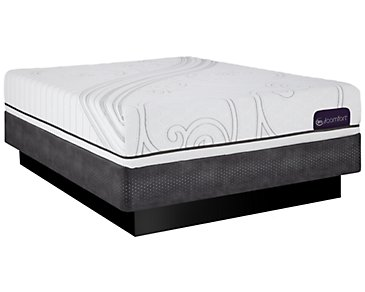Serta iComfort Guidance Gel Mattress Set