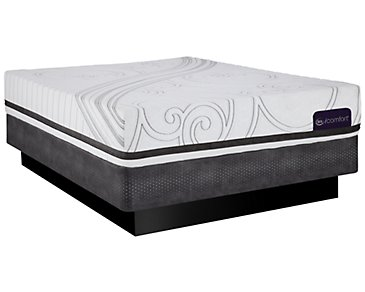 Serta iComfort Savant3 Plush Gel Mattress Set