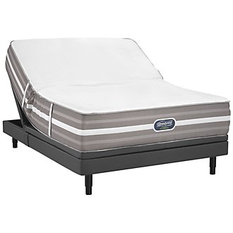 Beautyrest Nalani Hybrid SmartMotion™ 2.0 Adjustable Mattress Set