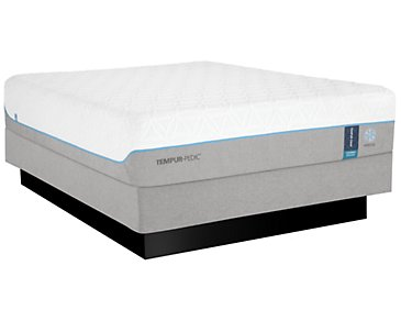 TEMPUR-Cloud® Luxe Breeze 2.0 Mattress Set