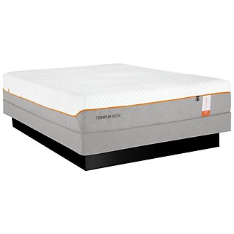 TEMPUR-Contour™ Supreme Low-Profile Mattress Set