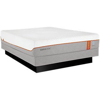 TEMPUR-Contour™ Elite Breeze Low-Profile Mattress Set