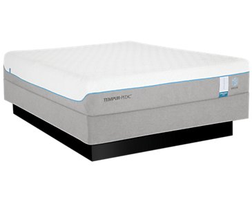 TEMPUR-Cloud® Supreme Breeze 2.0 Mattress Set