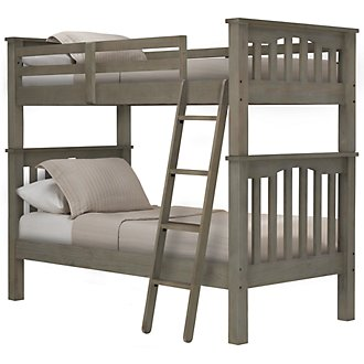 Highlands Light Tone Bunk Bed
