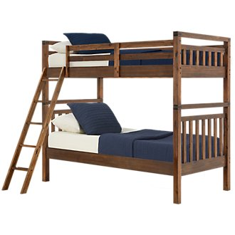 Jake Dark Tone Bunk Bed