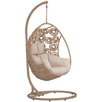 Indio Pink Hanging Chair