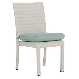 Bahia Teal Side Chair
