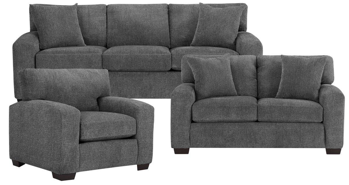 City Furniture Adam Dark Gray Microfiber Sofa : G1609709701N00wid1200amphei1200ampfmtjpegampqlt850ampopsharpen0ampresModesharp2ampopusm1180ampiccEmbed0 from www.cityfurniture.com size 1200 x 1200 jpeg 234kB