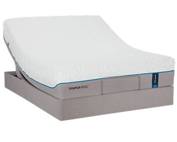 TEMPUR-Cloud® Luxe TEMPUR-UP™ Adjustable Mattress Set