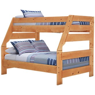 Cinnamon2 Mid Tone Bunk Bed