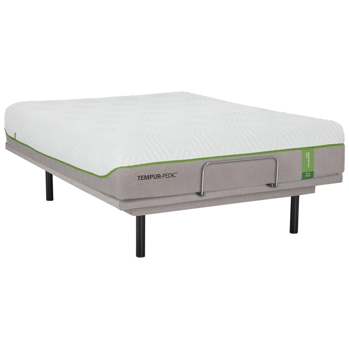 Adjustable Beds With Financing : City furniture tempur flex? elite ergo plus