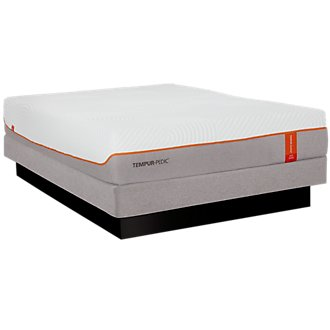 TEMPUR-Contour™ Elite Low-Profile Mattress Set