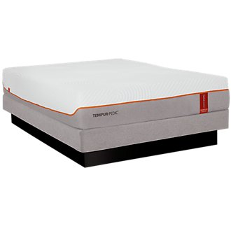 TEMPUR-Contour™ Rhapsody Luxe Low-Profile Mattress Set